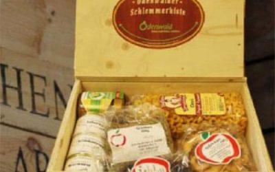Eine tolle Geschenkidee: Odenwälder Schlemmerkiste